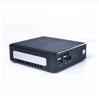 8th Gen Intel Core i7 8565U Mini PC Quad Core 4.0GHz 8MB Cache NUC Computer Win 10 4K HTPC Intel UHD Graphics 620 TV Box AC Wifi