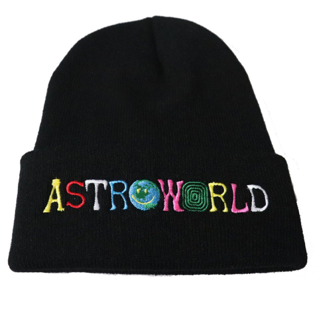 ASTROWORLD Embroidery Cap 1