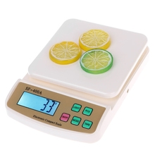 10Kg/1g LCD Digital Electronic Scale Diet Counting  Kitchen Weighing Balance Food Scale цена 2017