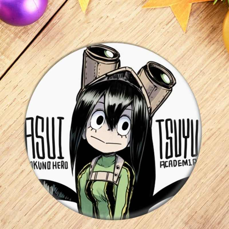"Mooie Anime Badge Boku Geen Hero Academia/Mijn Hero Academia Badge Cosplay Pin Knop 2.3"""
