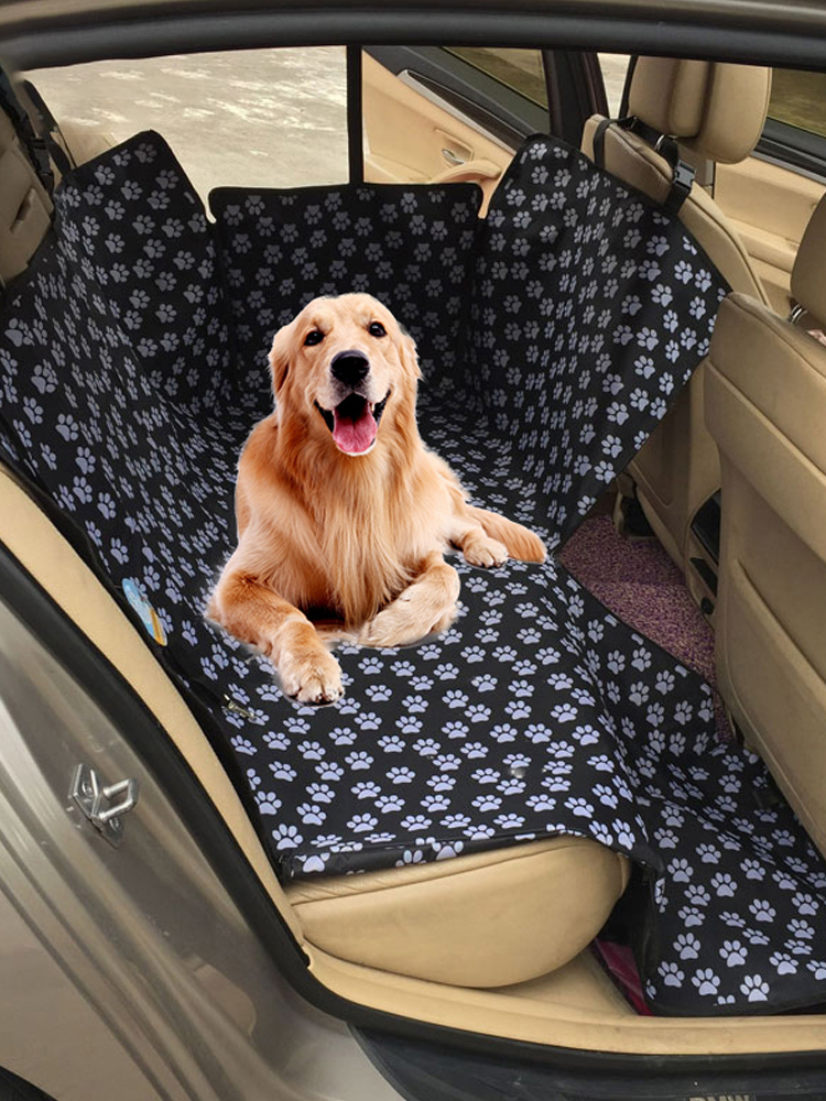 Hammock-Protector Mats Car-Seat-Cover KENNEL Dog-Carriers Safety-Belt Transportin Rear-Back