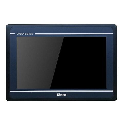 Sensível ao Toque Interface de Máquina Kinco Tela 10.1 Polegada 1024*600 Ethernet 1 Usb Host Nova Humana Rs232 Rs422 Rs485 Gl100 Gl100e Hmi Mod. 134022