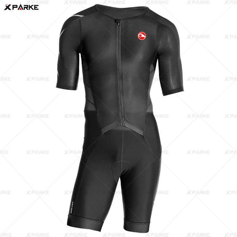 2020 New Summer Outdoor Body Triathlon Men Cycling Jersey MTB Bike Skinsuit Sports Suit Ciclismo Cycling Clothes Jumpsuit