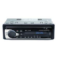 12V 1 Din JSD-520 Car Radio USB TF MP3 WMA Player with Receiver