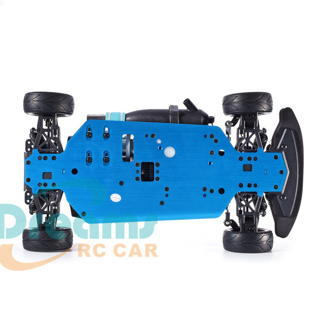 HSP RC Car 4wd 1:10 On Road Racing Two Speed Drift Vehicle Toys 4x4 Nitro Gas Power High Speed Hobby Remote Control Car 6