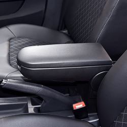 Center Console Apoio de Braço para a Cobertura Do Veículo preto Tampa Fit For VW Polo 6R MK4 BORA JETTA GOLF BEETLE PASSAT B5 SKODA OCTAVIA Lavida