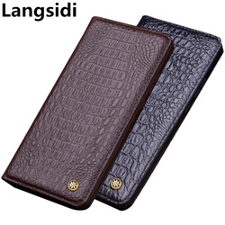 На Алиэкспресс купить чехол для смартфона full-grain genuine leather magnetic flip cover case for samsung galaxy a10 a20 a30 a40 a50 a60 a70 a80 phone case standing capa