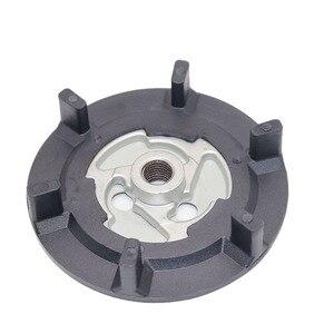 Image 5 - Auto air ac kompressor kupplung hub + gummi für 5SE09C 5SL12C 5SEU12C 6SEU14C 6SEU17C 7SEU17C FÜR VW AUDI BMW SKODA SITZ