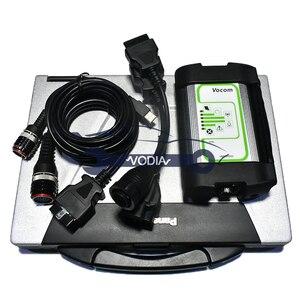 Image 1 - Outil de Diagnostic de voiture pour volvo 88890300, Interface Vocom pour UD/Mack/ Volvo, Scanner pour équipement lourd