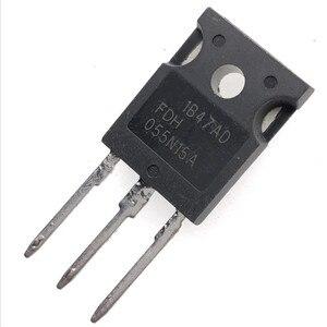 Image 4 - 5 قطعة FDH055N15A إلى 247 FDH055N15 TO247 055N15A جديدة ومبتكرة
