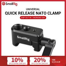 "SmallRig Quick Release Clamp NATO Standard Clamp with 1/4"" 20 and 3/8"" 16 Mounting Holes for DIY Magic Arm Rig    1973"