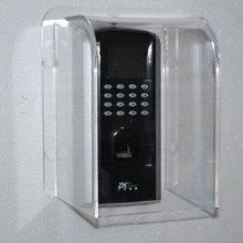 וידאו פעמון עמיד למים כיסוי מכונה בקרת גישה עמיד למים כיסוי מרכזי שליטה F7 גשם כיסוי F702 מגן כיסוי