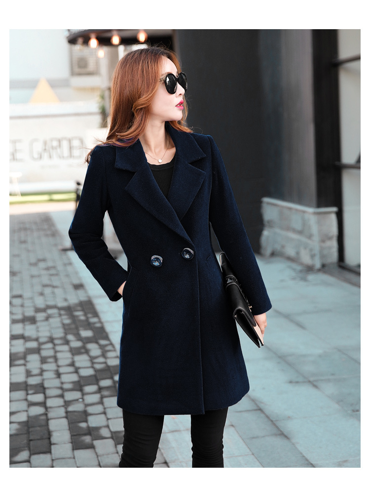 YICIYA Winter autumn Coat Women Wool Jacket Long Oversized Coats Plus Size Large Black Blend Woolen Warm Outerwear 2019 Clothing 15
