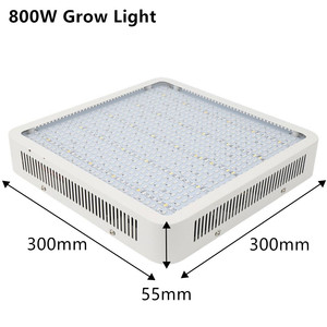Image 5 - Full Spectrum 1600W LED Grow Light Red/Blue/White/Warm/UV/IR AC85~265V SMD5730 Plant Lamp For Indoor Plant Growing and Flowering