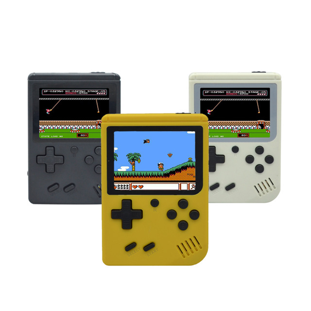 Coolboy Retro Mini 2 Handheld Game Console Emulator built-in 500 games Video Games Handheld Console 1