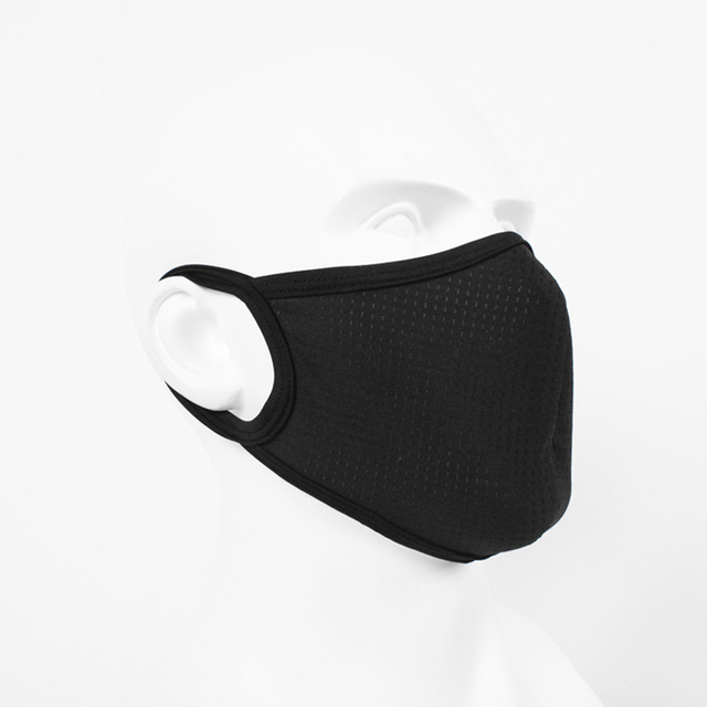 1Pcs Multi Color Cotton PM2.5 Black Mouth Mask Anti Dust Mask Breathable Filter Windproof Mouth-muffle Bacteria Proof Flu 4