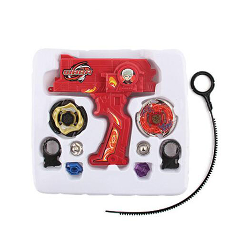 Closeout DealsToy-Set Beyblades-Toy Fusion-Toys Hand-Spinner Metal-Tops Spinning-Tops Dual-Launchers
