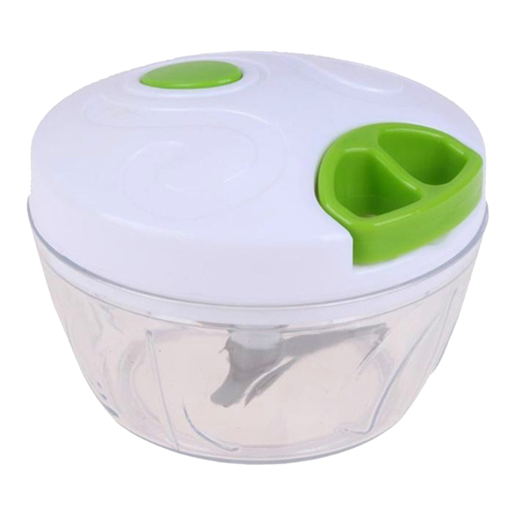 Multifunction Household Manual Vegetable Garlic Minced Meat Chopper