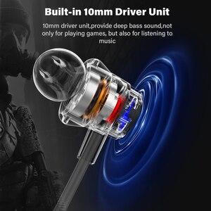 Image 5 - Dacom gh02 gaming bluetooth headset gamer aptx super bass fone de ouvido sem fio com microfone rgb led luz para o telefone móvel