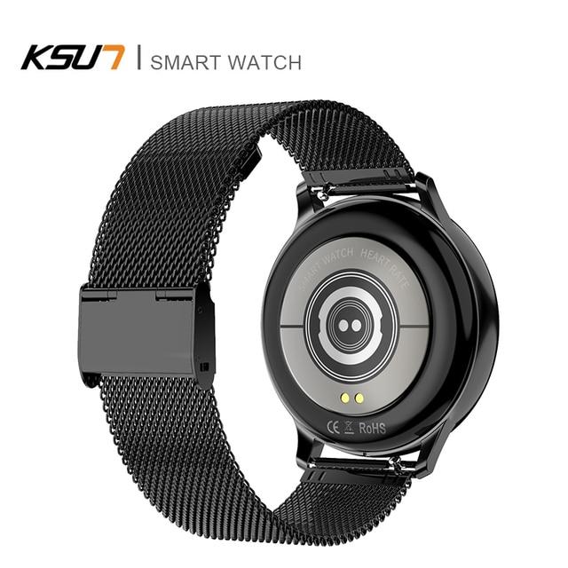 2019 nowy KSUN KSR905 cheep bluetooth android/ios telefony 4g wodoodporny ekran dotykowy GPS sport zdrowie inteligentny zegarek