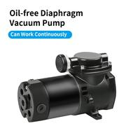 MAISI 68W Micro Diaphragm Automatic Vacuum Pump 12V DC High Pressure brushless pump From Industry & Vacuum Plate Machine