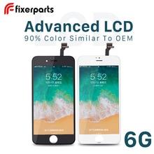 Fixerparts 1PCS ขั้นสูงสำหรับ iPhone 6 6G จอแสดงผล TOUCH Digitizer Pantalla สำหรับ iPhone 6 6G