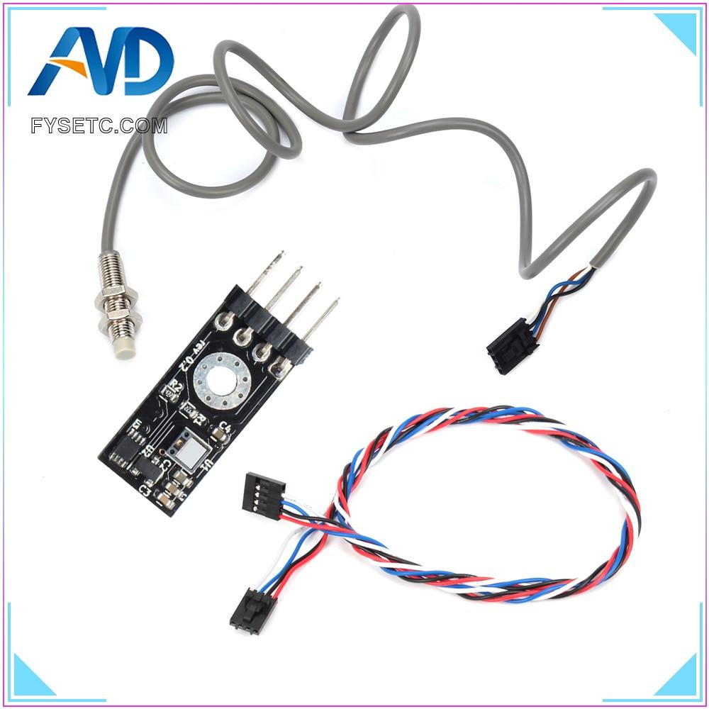 lowest price Prusa i3 MK3 PINDA V2 Auto-leveling Sensor Probe Compatible with Prusa i3 MK3 3D Printer Parts