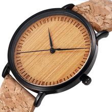 Shifenmei Watch Man Military Wood Watches