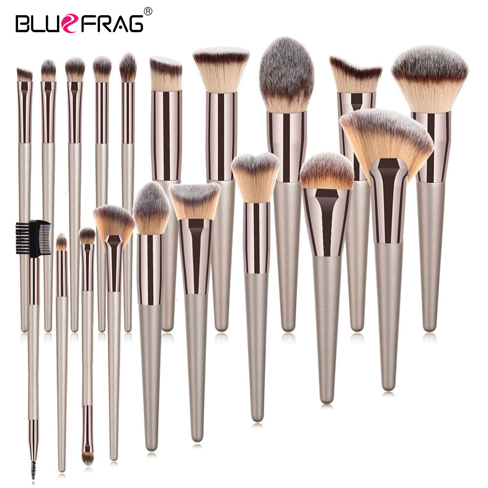 High Quality Makeup Brushes Pro Make Up Brush For Powder Foundation Cosmetic Eyebrow Eyeshadow Brush Set Beauty Pincel Maquiagem