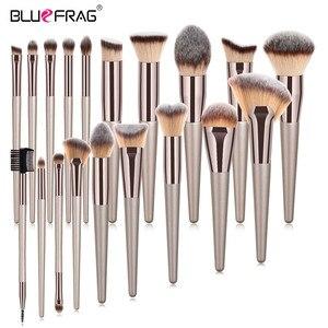 High Quality Makeup Brushes Pro Make Up Brush For Powder Foundation Cosmetic Eyebrow Eyeshadow Brush Set Beauty Pincel Maquiagem(China)