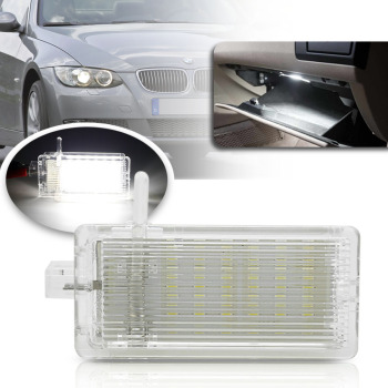 LED Tail Luggage Glove Box Light Compartment Trunk Lamp For BMW E46 E53 x5 E81 E82 E83 X3 E84 x1 E87 E88 E89 E90 E91 E92 image