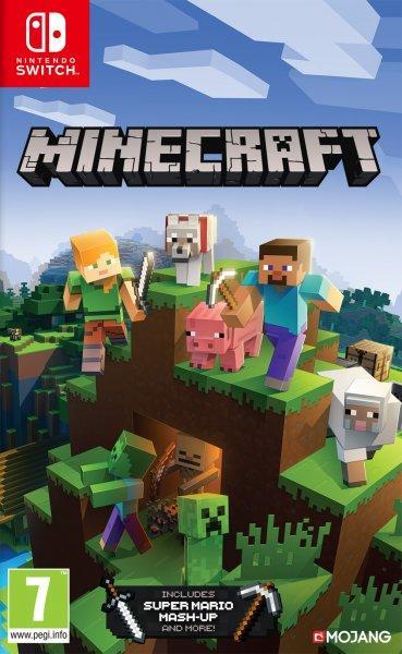 Minecraft: Nintendo Switch Edition Juegos Nintendo Switch Edad 7+