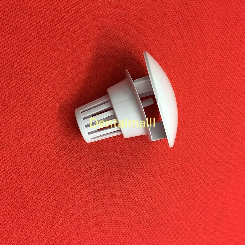 5PCS Dental Filter Dental Screen Plastic Filter Mesh For Dental Chair Glass Spittoon Dental Supplies
