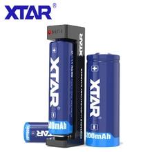 Battery-Charger Charging Xtar Mc1 Portable Micro-Usb-Powered Li-Ion for 10400-26650 18650