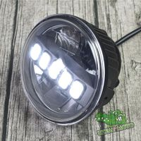 New retro motorcycle conversion headlight lamp LED headlamps