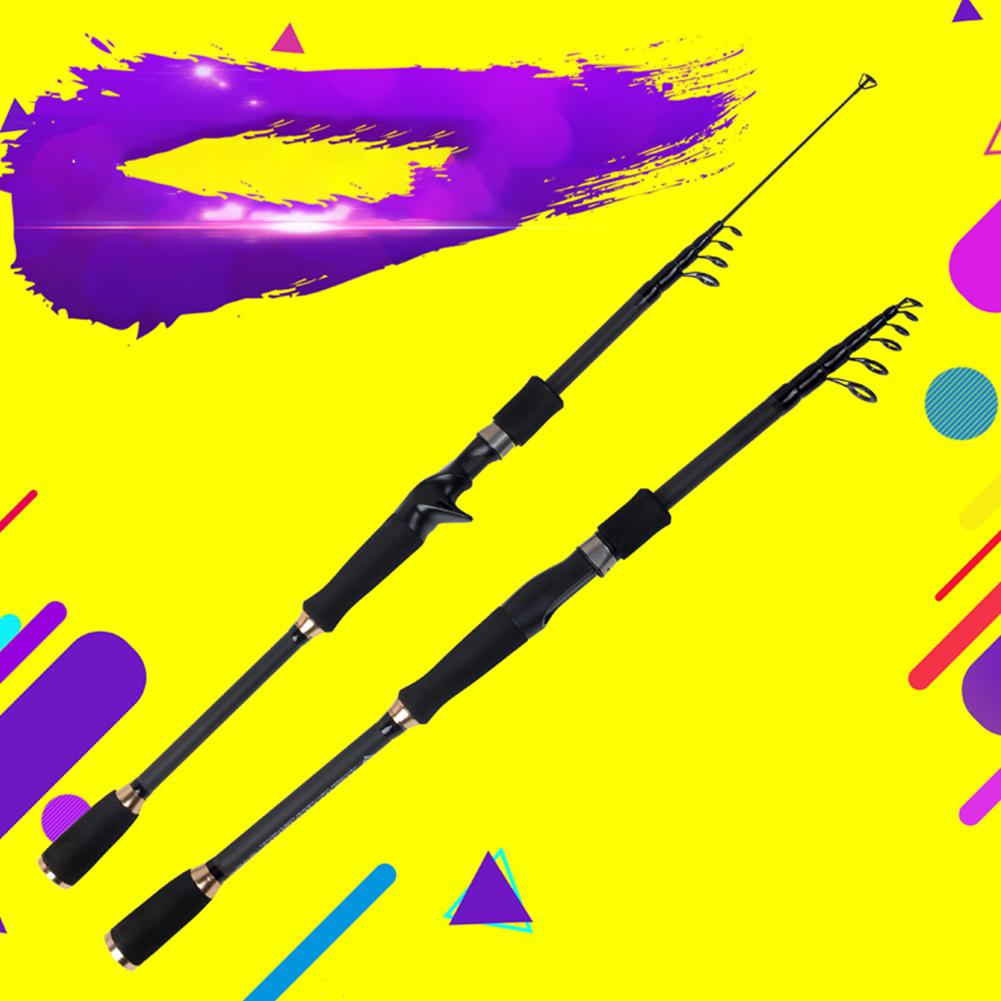 Fishing-Rod Telescopic Long-Pole Carbon Portable High-Strength Hobbylane