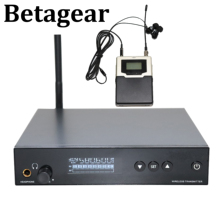 Betagear professional audio stage L560 IEM Uhf in ear monitor wireless system MONO for professioanl performance audio recording