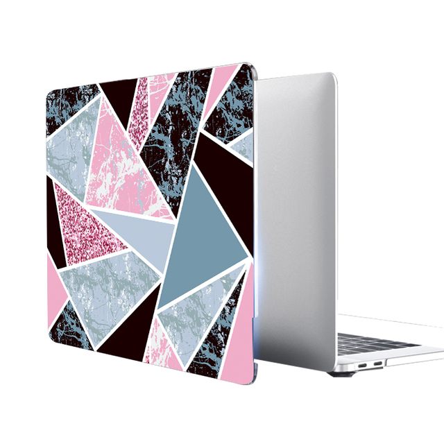 MTT Geometric Hard Case for MacBook 3