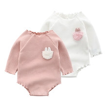 Baby Girl Clothes Bodysuit Spring Summer Baby Romper Long Sleeve Bodysuits Babies for Newborns Jumpsuit Infant Clothing Sets