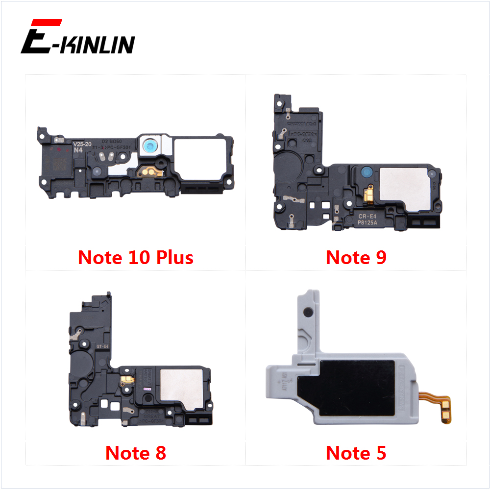 Rear Bottom Loudspeaker Buzzer Ringer Loud Speaker Flex Cable For Samsug Galaxy Note 10 Plus 9 8 5