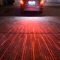 Автомобильный лазерный проектор светодиодный задний противотуманный фонарь Стоп сигнал поворота номерной знак парковочный фонарь для Toyota...
