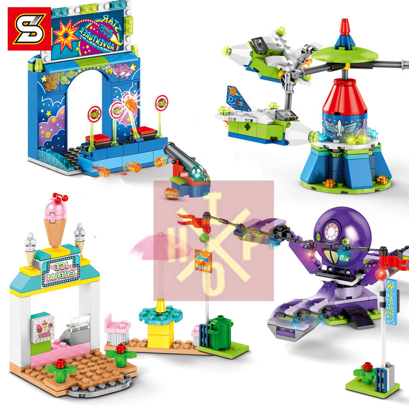 Special Price For Toys Lego Building Lot Set Brands And Get Free Shipping A251