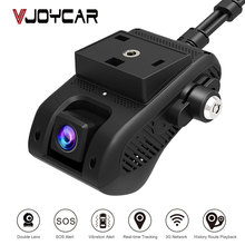 Newest EdgeCam Pro 3G Car DVR Dash Camra Camera With HD 1080P Dual GPS Tracker Remote Monitoring Realtime Tracking