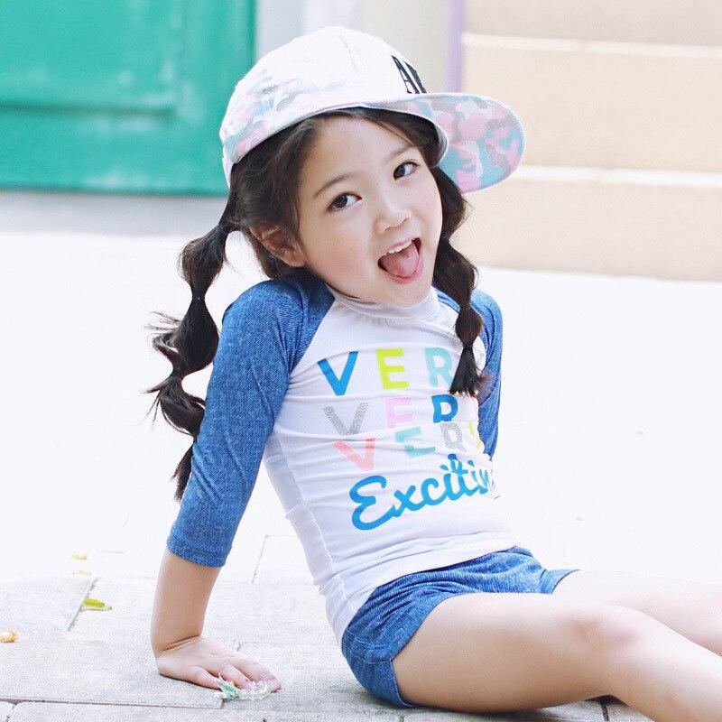 New Style Bathing Suit Fashion Sweet Cute KID'S Swimwear BOY'S GIRL'S Swimsuit 6129