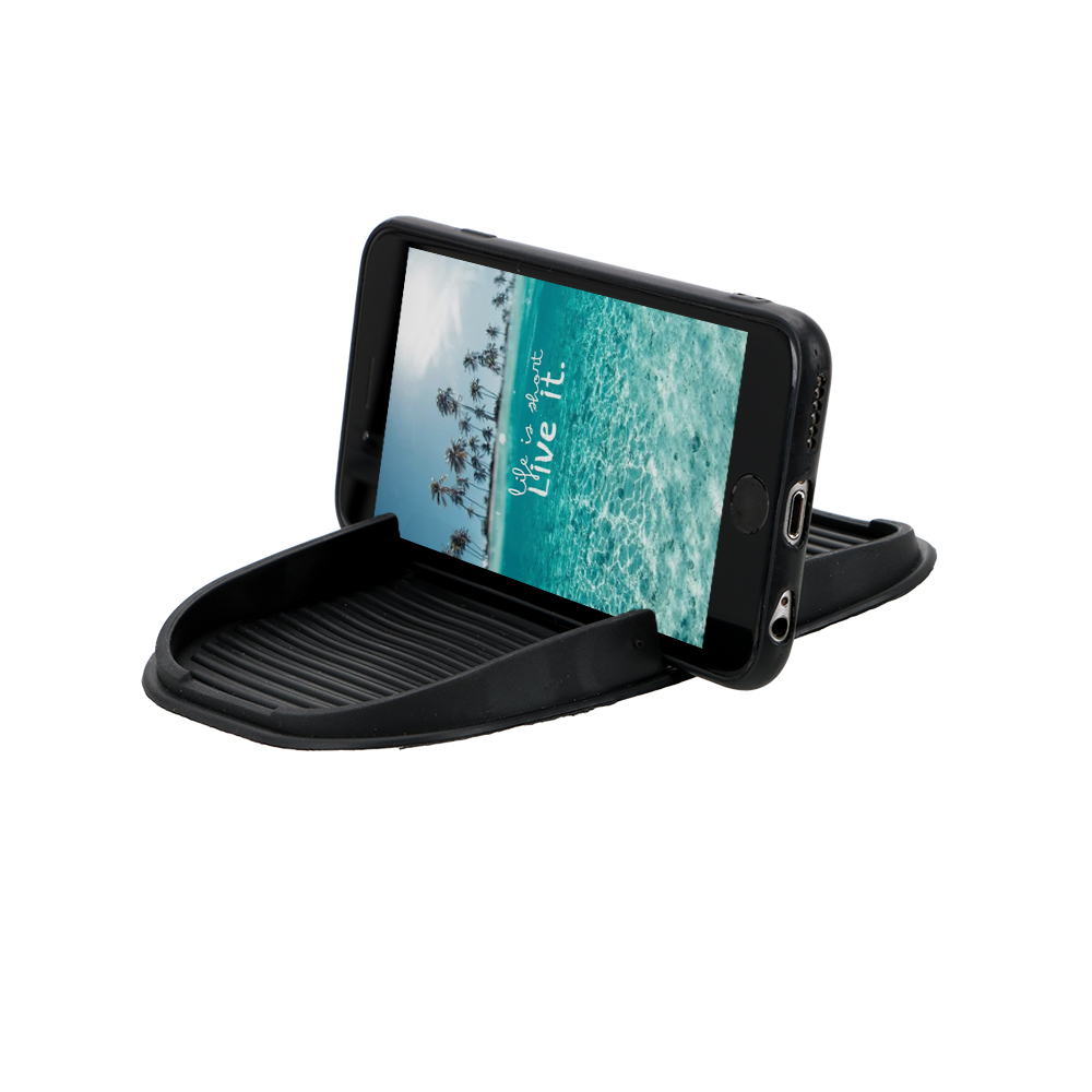 LEEPEE Storage Mat Universal Car Dashboard Cell Phone Holder GPS Display Bracket Interior Accessories Multifunction