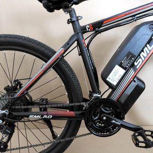 Image 5 - Nuovo C6 Del Prodotto 26 pollici bici elettrica/bicicletta elettrica 48V 10AH 350W con 21 velocità di alta qualità