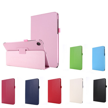 Case For Lenovo Tab M10 FHD Plus TB-X606F/X 10.3in Tablet Leather Cover Stand 1