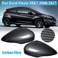Чехол для зеркала заднего вида, для Ford, Fiesta MK7, 2008, 2009, 2010, 2011, 2012, 2013, 2014, 2015, 2016, 2017