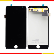 цена на Tested LCD Display Screen For Prestigio Grace R7 PSP7501 DUO psp7501 Duo LCD Display With Touch Screen Complete assembly