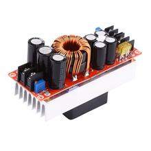 1500W 30A DC-DC Boost Converter Step-up Power Supply Module In 10~60V Out 12~90V Boost Module aoshike 1500w 30a dc dc boost converter step up power supply module 10 60v to 12 90v electric unit modules adjust current volt